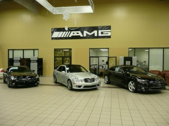 Mercedes benz of pompano car dealership in pompano beach for Mercedes benz dealers in florida