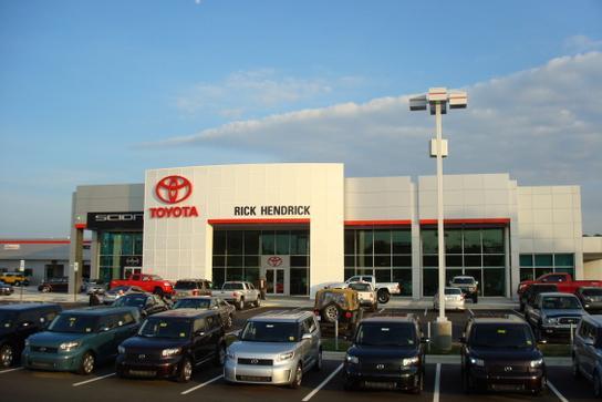 rick hendrick toyota scion fayetteville nc 28304 car dealership and auto financing autotrader. Black Bedroom Furniture Sets. Home Design Ideas