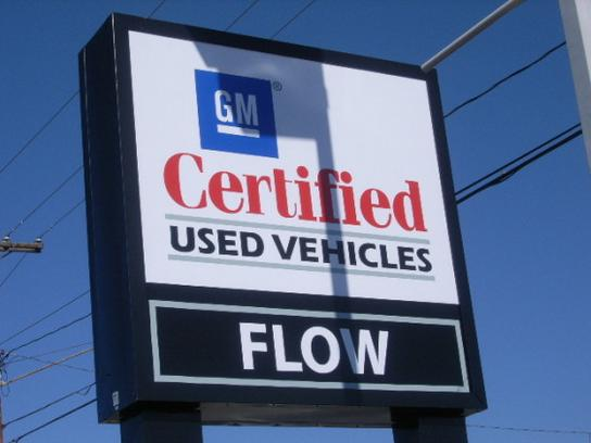 Flow Chevrolet Buick Gmc Cadillac Of Winston Salem New ...