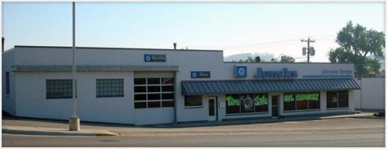 Car Dealerships In Spearfish Sd >> Juneks Chrysler Dodge : Spearfish, SD 57783 Car Dealership ...