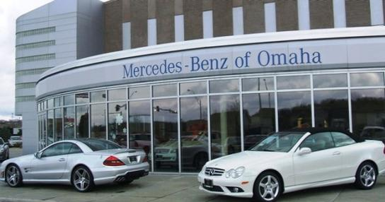 Mercedes benz of omaha omaha ne 68137 car dealership for Mercedes benz of omaha used cars