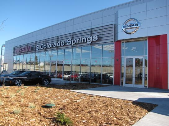South Colorado Springs Nissan