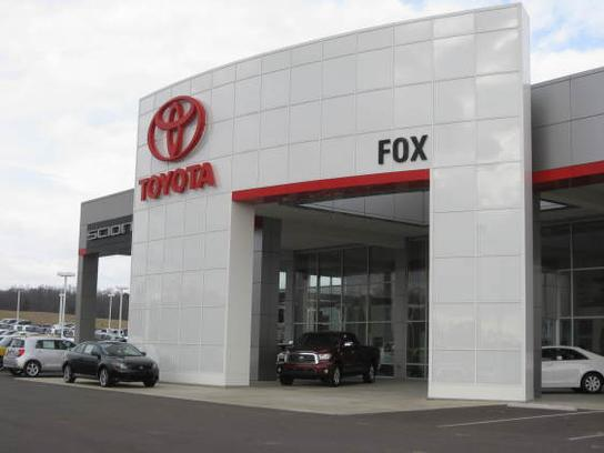Fox Toyota Scion