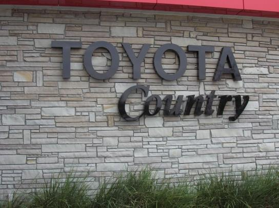 Fred Haas Toyota Country 3