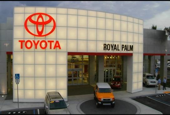 Royal Palm Toyota : Royal Palm Beach, FL 33411-3505 Car Dealership ...