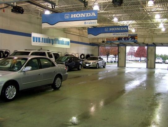 vandergriff honda arlington tx 76017 car dealership