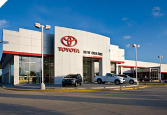 New orleans car dealership for Mossy motors new orleans used cars