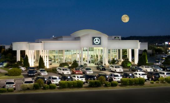 Mercedes benz of knoxville car dealership in knoxville tn for Mercedes benz knoxville