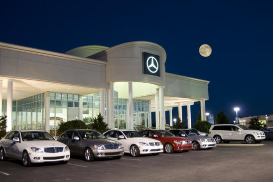 mercedes benz of knoxville car dealership in knoxville tn