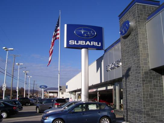Stuckey Ford Subaru 1
