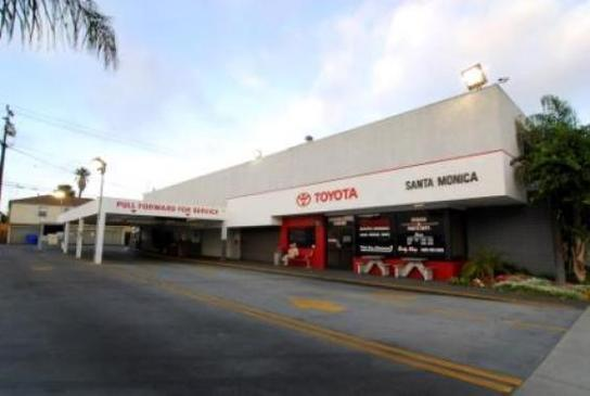 Santa Monica Toyota >> Toyota Santa Monica Santa Monica Ca 90401 2702 Car Dealership