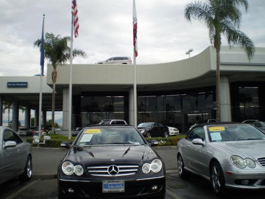 Walter 39 s automotive riverside ca 92504 car dealership for Walters mercedes benz riverside