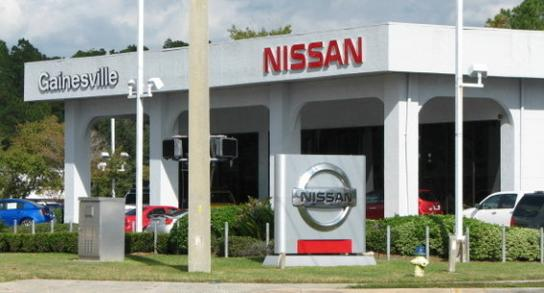 gainesville nissan gainesville fl 32609 car dealership and auto financing autotrader. Black Bedroom Furniture Sets. Home Design Ideas