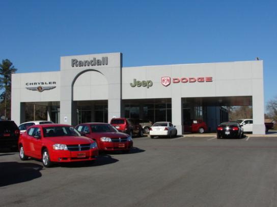 Randall Dodge Chrysler Jeep Henderson Tx 75652 Car Dealership