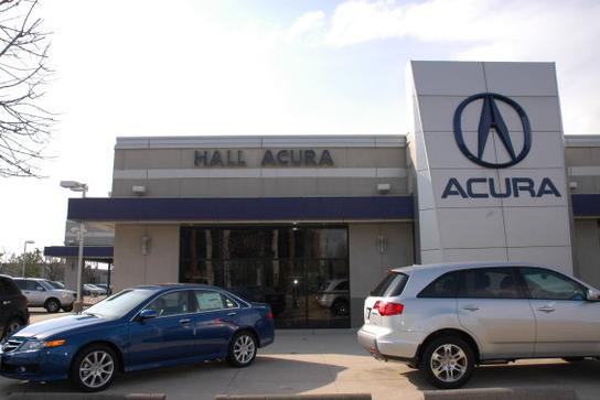 Hall Acura Newport News Used Cars