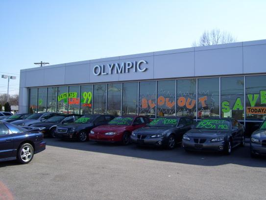 Olympic Motor Company Florissant Mo 63033 Car Dealership And Auto Financing Autotrader