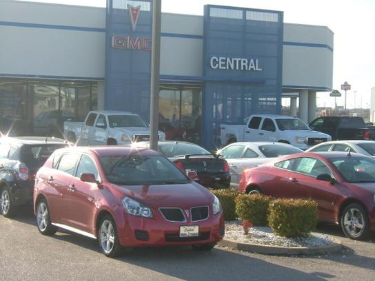 Central Gmc Jonesboro Ar >> Central GMC : Jonesboro, AR 72404 Car Dealership, and Auto ...