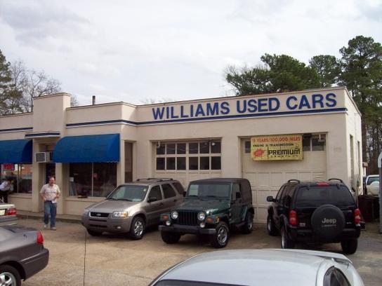 williams used cars fuquay varina nc 27526 car dealership and auto financing autotrader. Black Bedroom Furniture Sets. Home Design Ideas