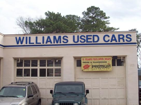 williams used cars fuquay varina nc 27526 car dealership and auto financing autotrader. Black Bedroom Furniture Sets. Home Design Ideas