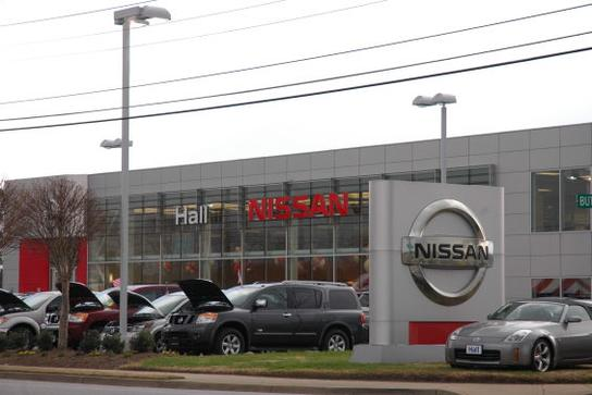 Hall Nissan of Virginia Beach 2