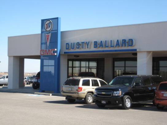 Dusty ballard chevrolet buick gmc clinton ok 73601 car for Deal motors clinton hwy