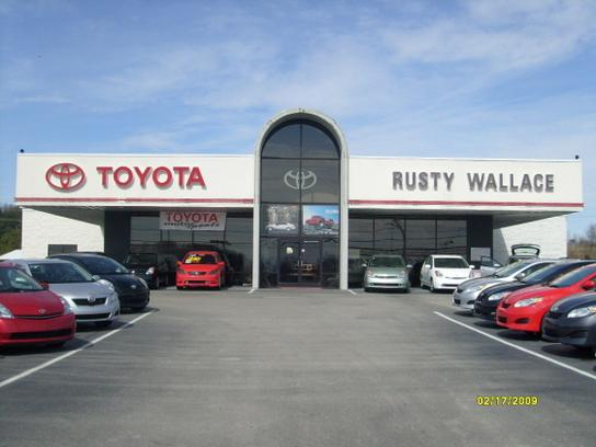 Toyota Morristown Tn >> Rusty Wallace Toyota : Morristown, TN 37814 Car Dealership, and Auto Financing - Autotrader