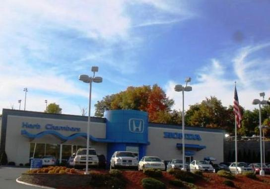 Herb Chambers Honda of Burlington