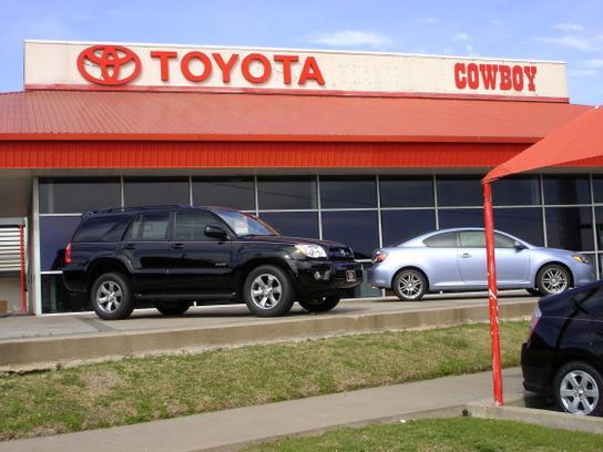 Cowboy Toyota Dallas Tx Upcomingcarshq Com