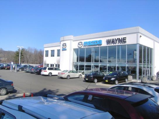 Wayne Mazda Wayne NJ Car Dealership And Auto Financing - Nj mazda dealers