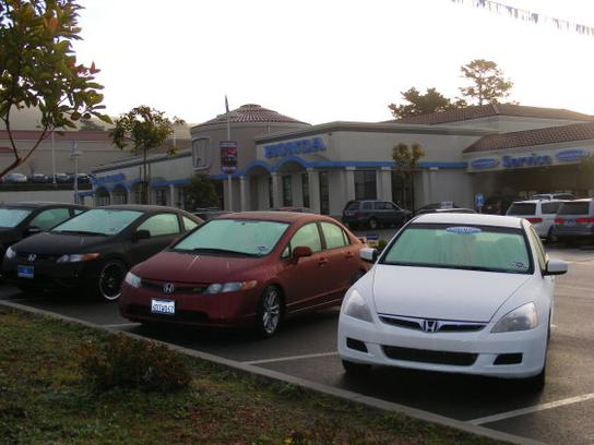 Honda of Serramonte car dealership in Colma, CA 94014 ...