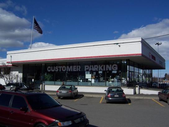Autonation Toyota Spokane Used Cars