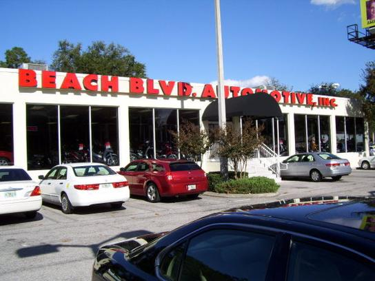 beach boulevard automotive inc car dealership in jacksonville fl 32216 kelley blue book. Black Bedroom Furniture Sets. Home Design Ideas