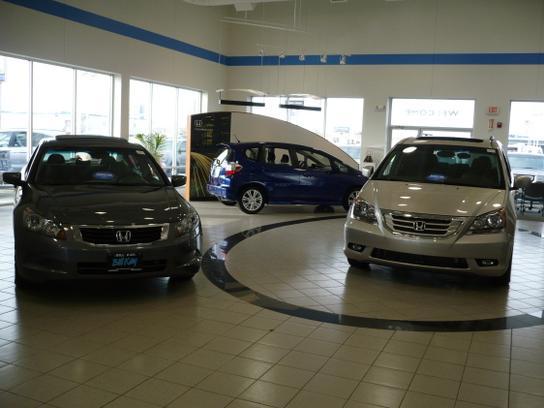 bill kay honda car dealership in bourbonnais il 60914