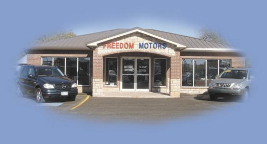 freedom motors car dealership in abilene tx 79605 5139
