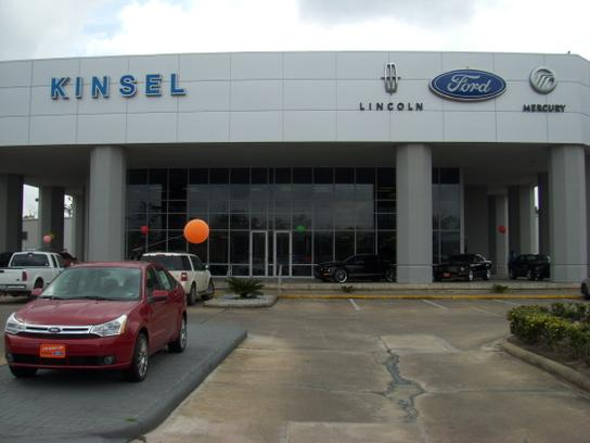 Ford Dealership Beaumont Tx >> Kinsel Ford Lincoln : Beaumont, TX 77706 Car Dealership ...