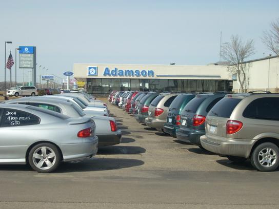 Adamson Car Dealership Rochester Mn