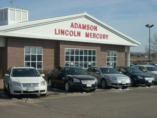 adamson motors rochester mn 55901 0160 car dealership