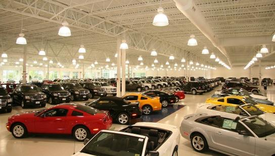 Used Cars In Raleigh Nc >> Crossroads Ford Cary Raleigh : Cary, NC 27511 Car ...