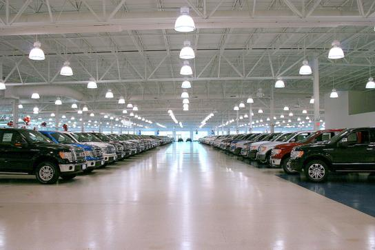 Raleigh Used Cars >> Crossroads Ford Cary Raleigh : Cary, NC 27511 Car ...