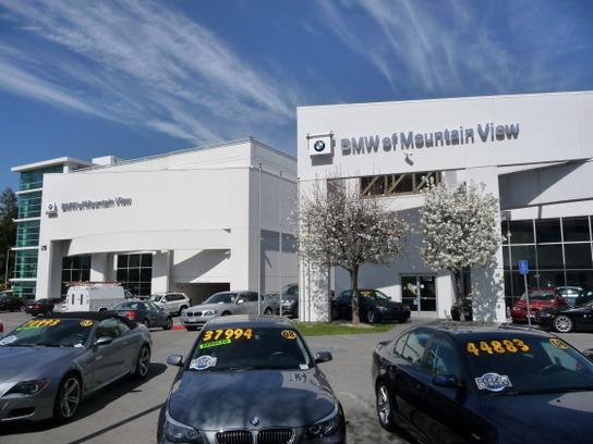 Bmw Mountain View Car Dealership In Mountain View Ca