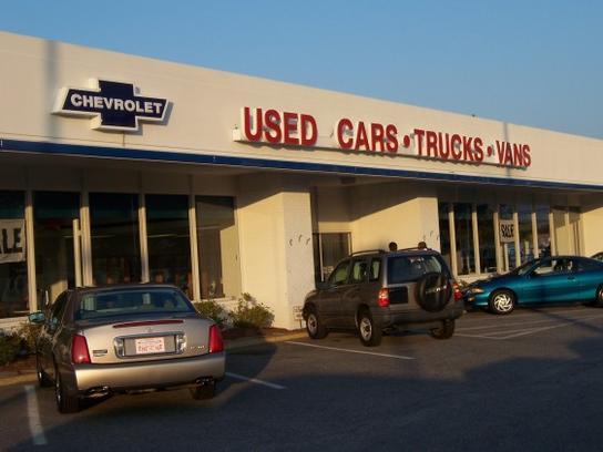 Rick Hendrick Chevrolet-Norfolk car dealership in Norfolk ...
