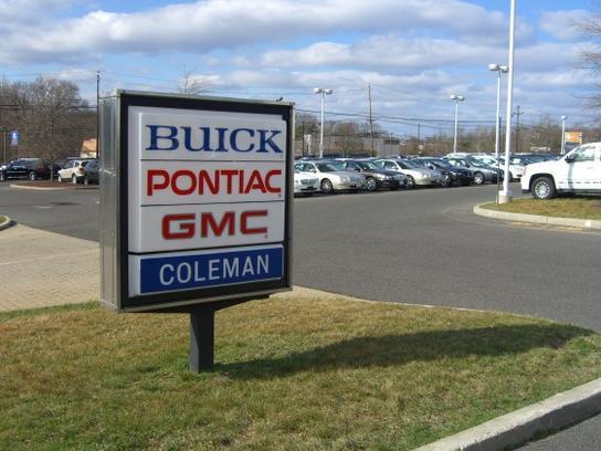Coleman Buick Gmc Car Dealership In Lawrenceville Nj