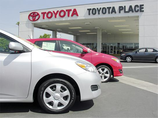 Toyota Place Garden Grove CA 92844 Car Dealership and Auto