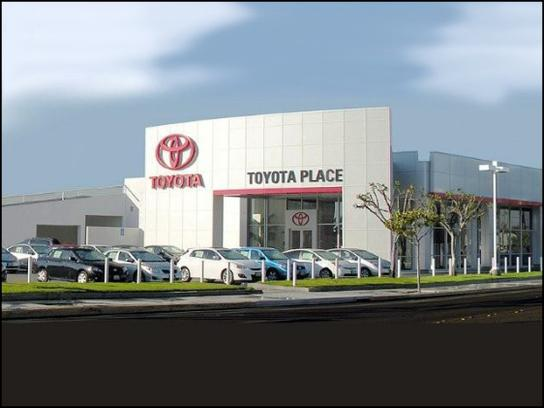 Toyota Place 1