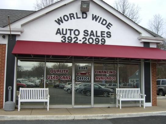 World Wide Auto Sales