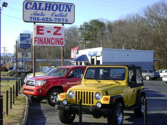 Calhoun Auto Outlet