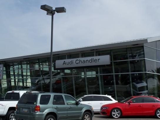 Audi Chandler 1