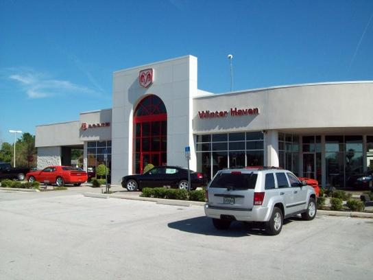 Dodge Chrysler Jeep RAM of Winter Haven 1