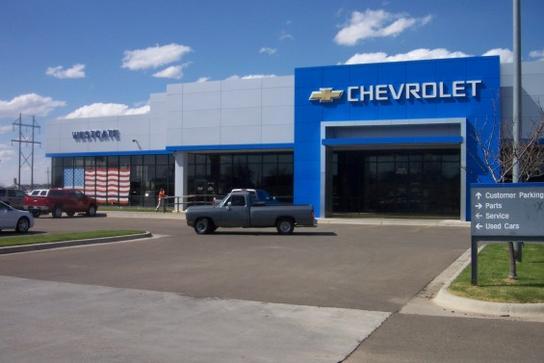 Autonation Chevrolet West Amarillo Amarillo Tx 79106