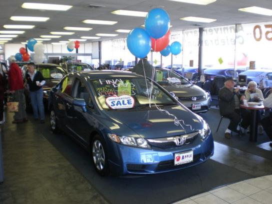 apple honda ny riverhead ny 11901 car dealership and auto financing autotrader. Black Bedroom Furniture Sets. Home Design Ideas